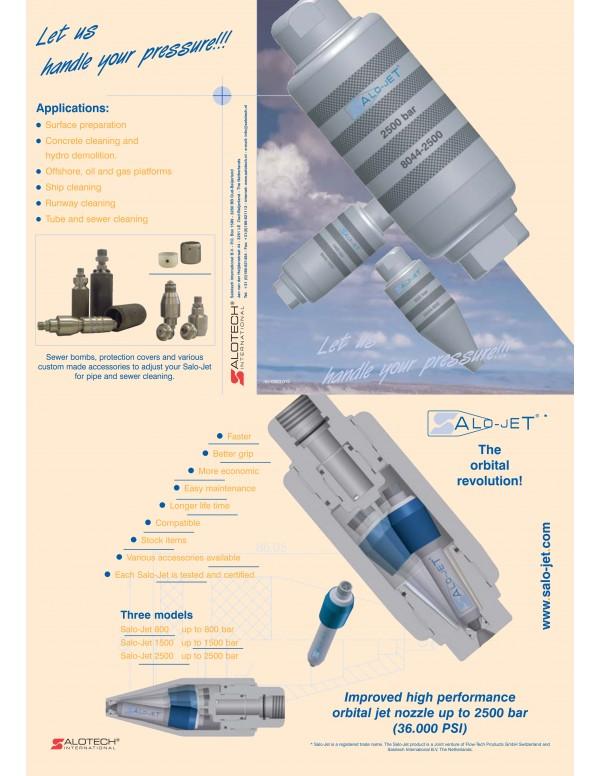 Su Jeti Orbital Nozul