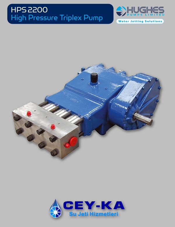 HPS2200 Sujeti Makinası